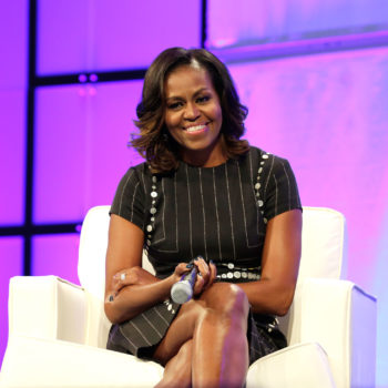 Michelle Obama isn't here for Donald Trump's White House ethics