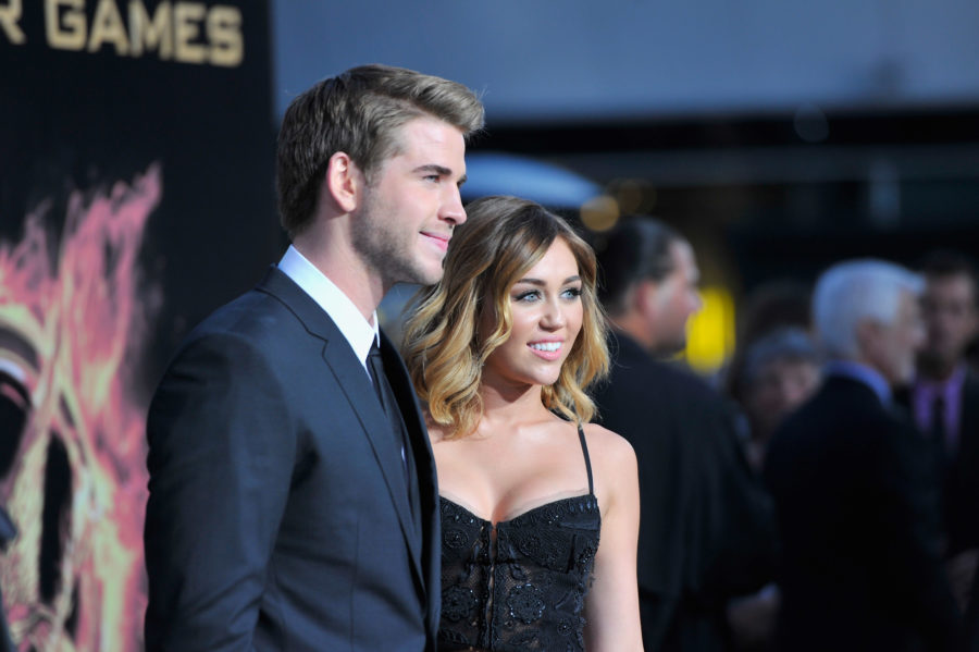 Miley Cyrus opened up about how she feels when Liam has attractive female costars