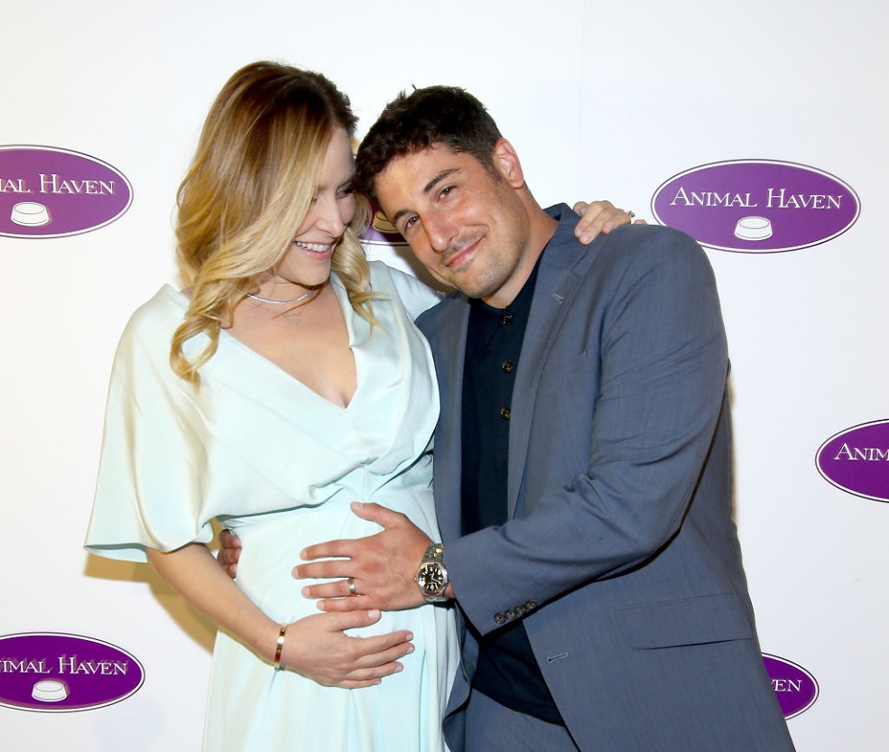 Jason Biggs And His Wife Just Welcomed Another Son And We