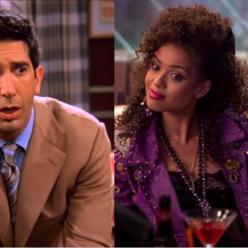 """Ross from """"Friends"""" basically predicted """"Black Mirror"""" episode """"San Junipero,"""" and we are SHOOK"""