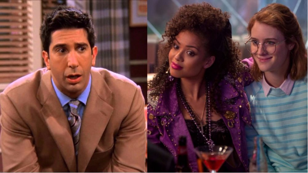 "Ross from ""Friends"" basically predicted ""Black Mirror"" episode ""San Junipero,"" and we are SHOOK"