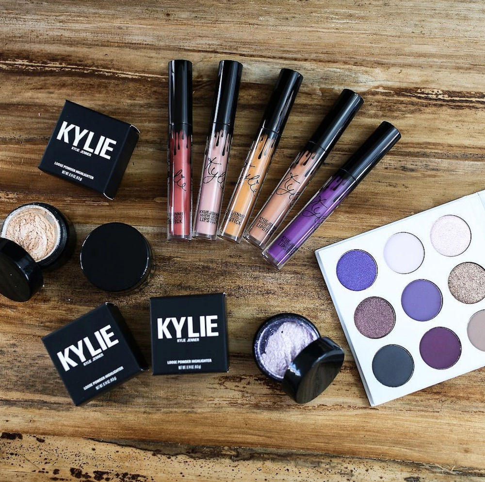 The wait is finally over: the new Kylie Cosmetics fall collection launches in a few hours
