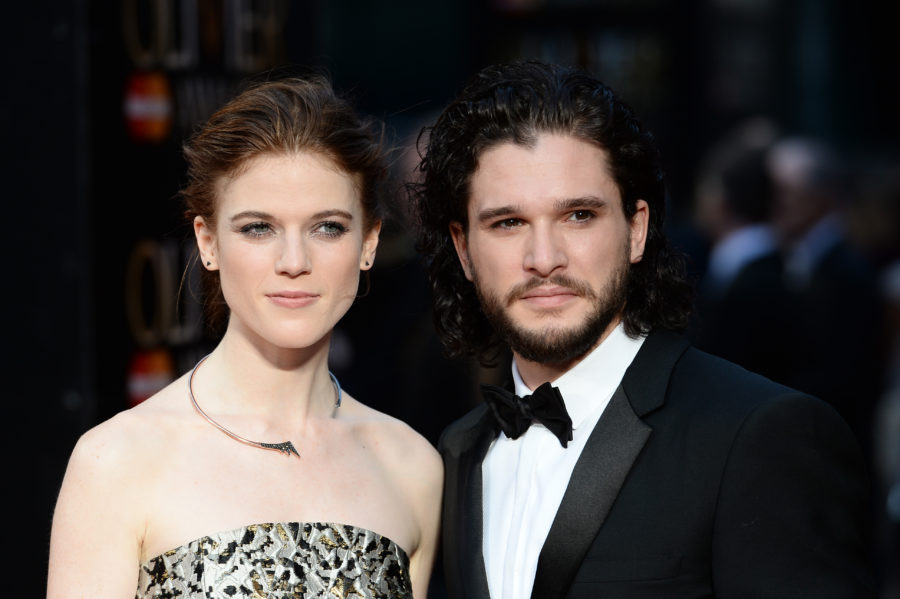 "Kit Harington revealed he ""blew"" his proposal to Rose Leslie"