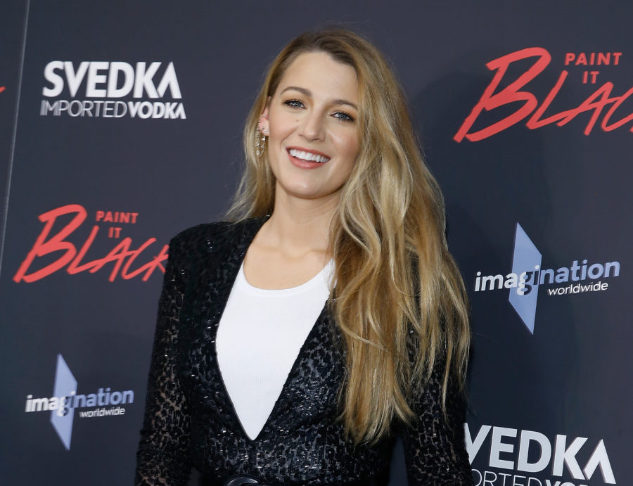 Blake Lively's awkward puberty pic is exactly what we needed today