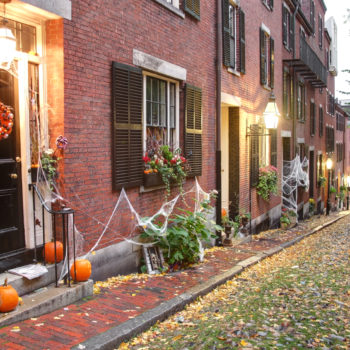 13 things you can do to celebrate Halloween in the Boston area (if you dare)