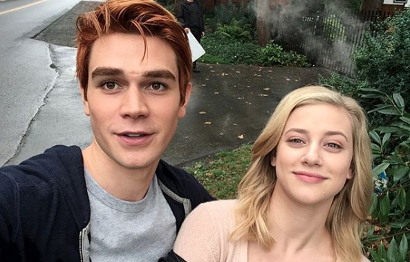 Lili Reinhart And Cole Sprouse Finally Make Couple Debut
