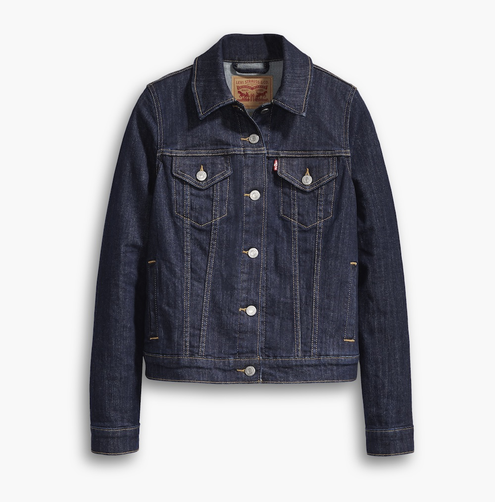 The Levi's Trucker jacket turns 50 this year, proving that a good coat never goes out of style