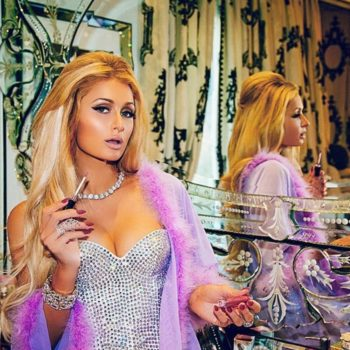 Paris Hilton has a secret cosmetics line that's inspired by unicorns