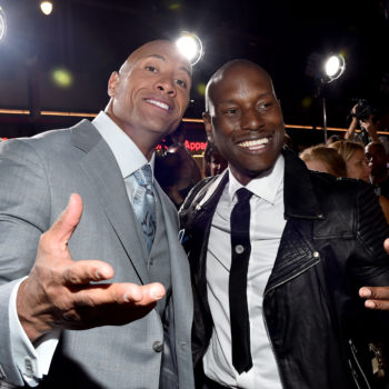 """Tyrese Gibson is 2 furious with The Rock for breaking up the """"Fast"""" family, and let's talk through this drama"""