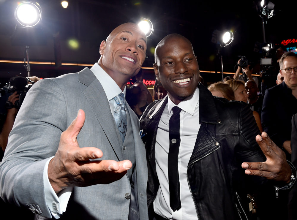 "Tyrese Gibson is 2 furious with The Rock for breaking up the ""Fast"" family, and let's talk through this drama"