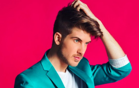 "We talked to Joey Graceffa about his new YA dystopian novel ""Elites of Eden"""