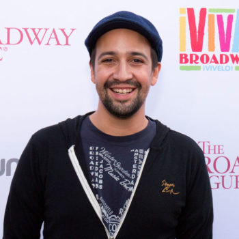 Lin-Manuel Miranda collaborated with some of our favorite Latin artists on a song to support Puerto Rico