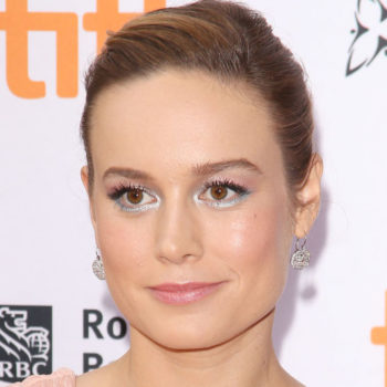 Brie Larson just sparked a huge Twitter debate about women's politeness and harassment