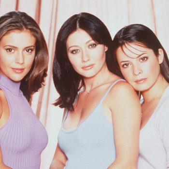 "Shannen Doherty says the ""Charmed"" reboot isn't happening, and this is very unmagical"