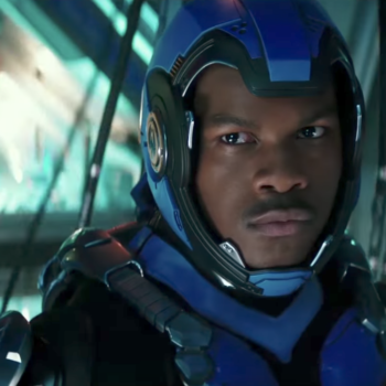 "The new trailer for ""Pacific Rim: Uprising"" has arrived, and John Boyega is here to stop the apocalypse"