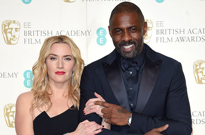 Idris Elba gushed about why Kate Winslet is one of the best actors he's ever worked with, and aww