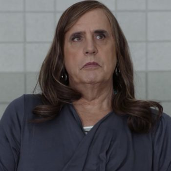 "Jeffrey Tambor hopes ""Transparent"" can educate viewers about the transgender military ban"