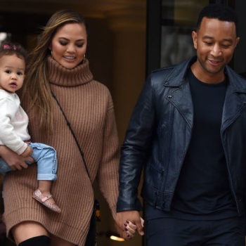 Chrissy Teigen and John Legend just expanded their family — with a bulldog puppy named Pepper