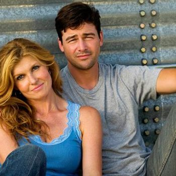 "Connie Britton follows the ""Friday Night Lights"" motto ""clear eyes, full hearts, can't lose"" every day, proving she really is Tami Taylor IRL"