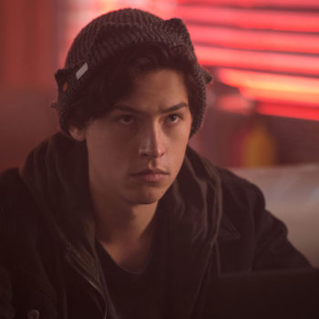 "So, Cole Sprouse wears the same beanie in every ""Riverdale"" scene, and yep, it smells"