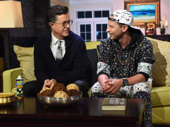 Stephen Colbert and celebrity puberty raise $1 million for Puerto Rico