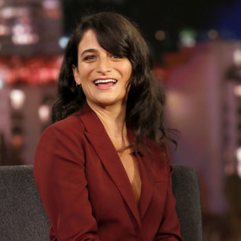 Jenny Slate just shared the perfect passage to give you that little boost of courage you may need