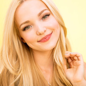 Here's what Dove Cameron looks like as a brunette, and OMG she's seriously stunning