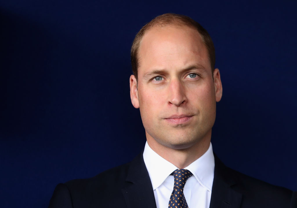 Prince William learned how his work has changed the way people talk about mental health, and wow