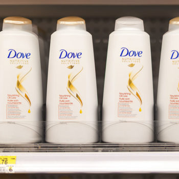 Dove just apologized for releasing a racist ad on Facebook