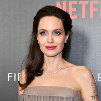 Angelina Jolie offered to help catch a warlord by taking him to dinner