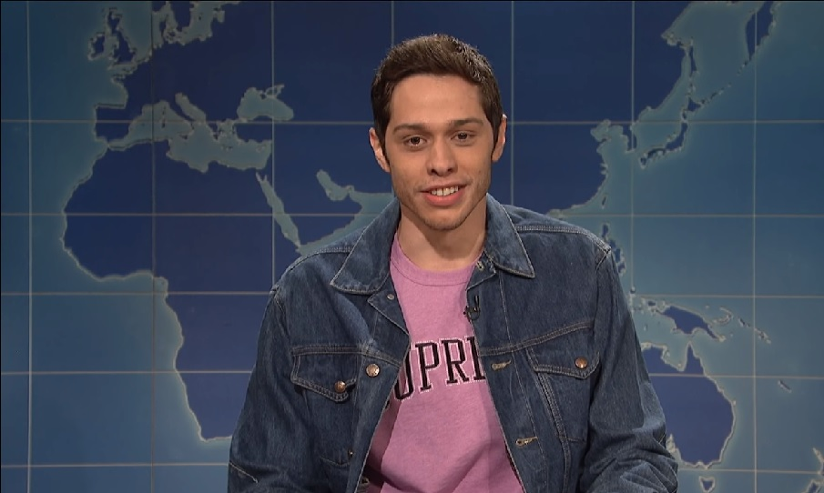 "Pete Davidson opened up about his borderline personality disorder on ""SNL"""