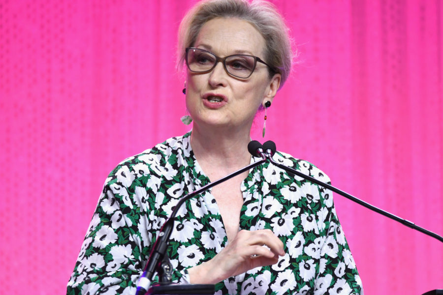 Meryl Streep shut down Harvey Weinstein for using her words to defend his name