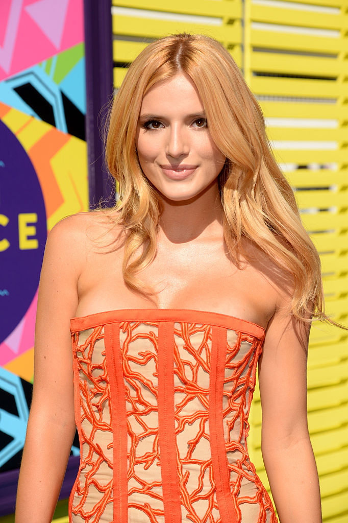 Bella Thorne Celebrated Her 20th Birthday With Brand New