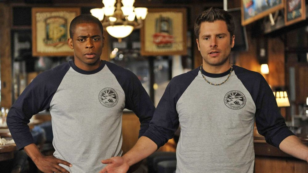 """Psych: The Movie"" has a premiere date, and get ready to see Shawn and Gus in December"