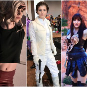 9 feminist Halloween costumes to release your inner badass