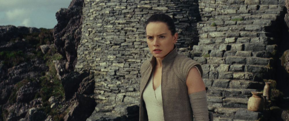 "The latest ""Star Wars: The Last Jedi"" teaser is just 11 seconds of Rey being totally badass"