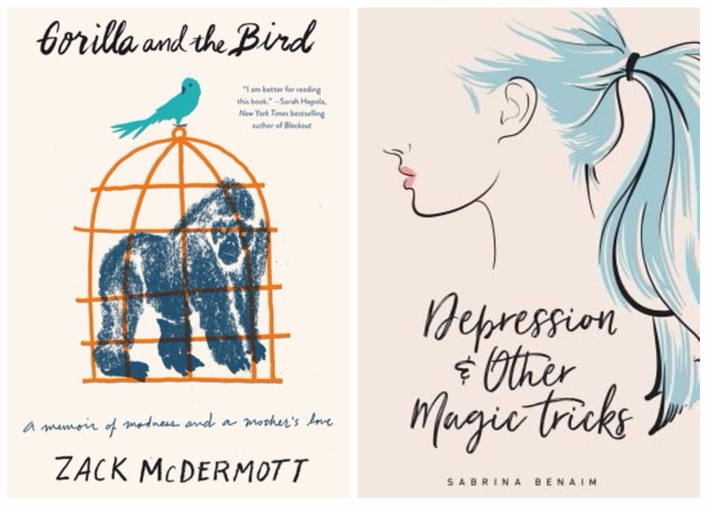 10 books that will change your perspective on mental health