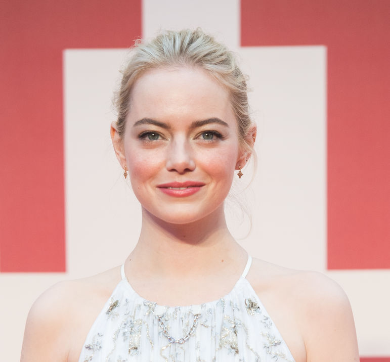 Emma Stone and her giant sleeves just started a new trend