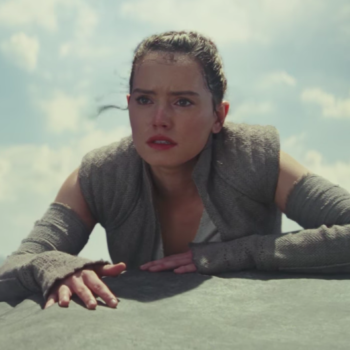 """One character was noticeably absent from the latest """"Last Jedi"""" trailer, and I'm going to need their whereabouts NOW"""