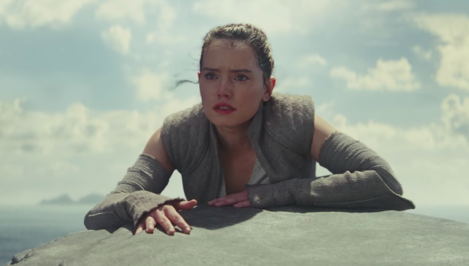 "One character was noticeably absent from the latest ""Last Jedi"" trailer, and I'm going to need their whereabouts NOW"