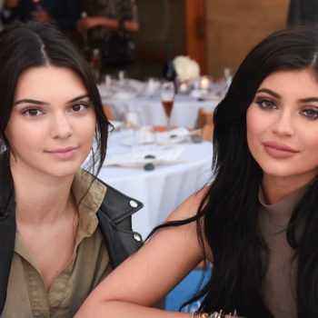 Kendall and Kylie have a secret cousin who *also* models