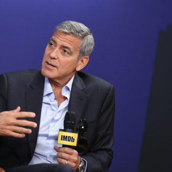 George Clooney has spoken out against Harvey Weinstein, and this is why it matters
