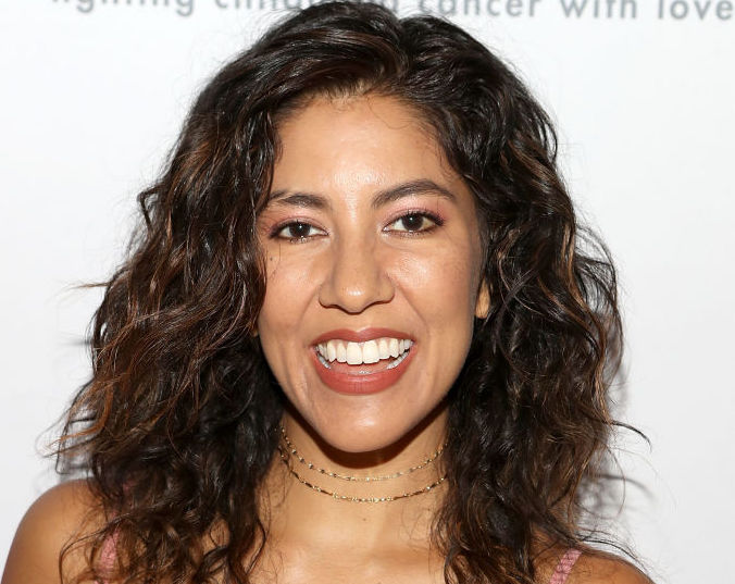 """Brooklyn Nine-Nine"" star Stephanie Beatriz got engaged over the weekend, and congrats, girl!"