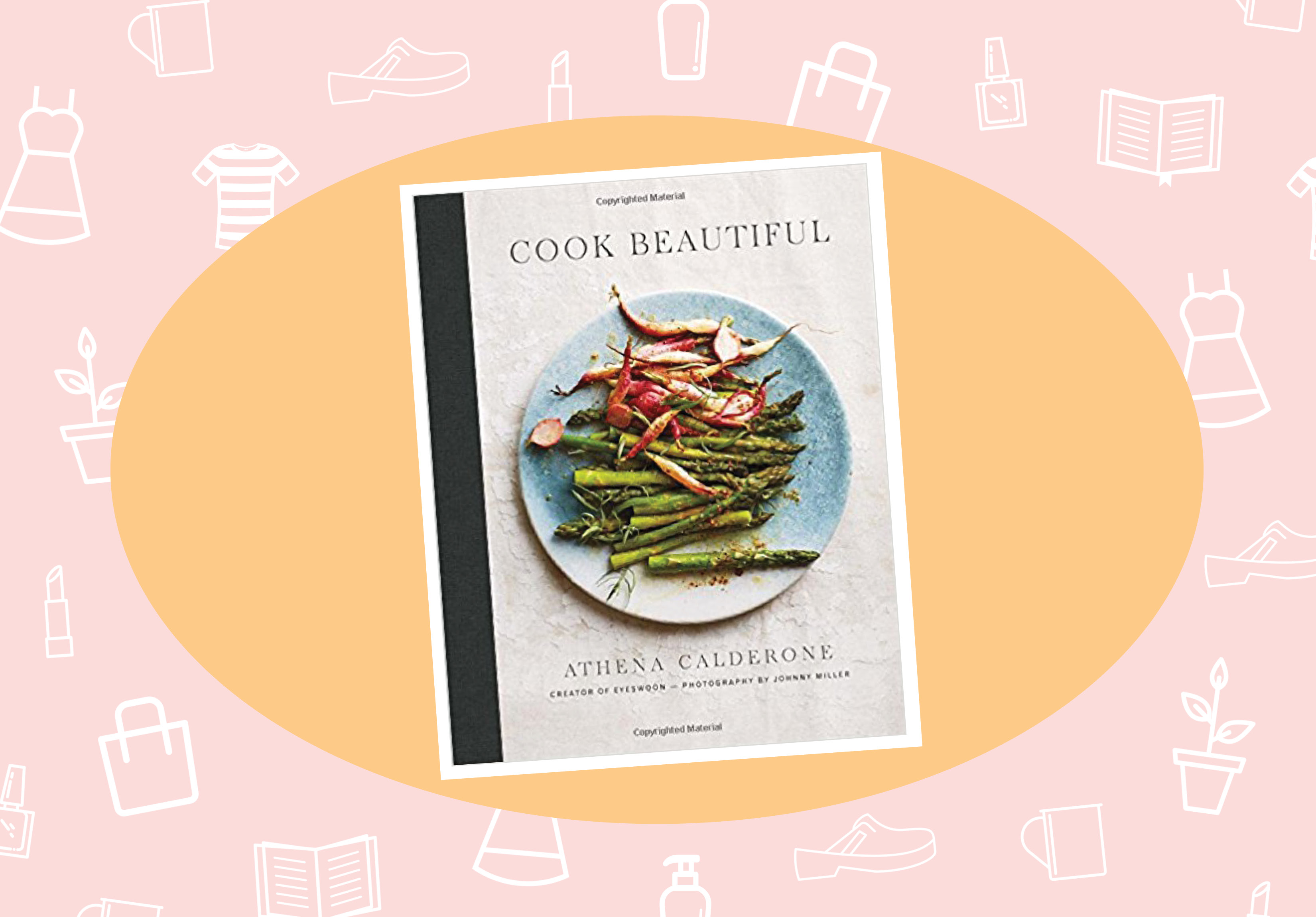 WANT/NEED: A cookbook that's a literal feast for the eyes, and more stuff you'll want to buy