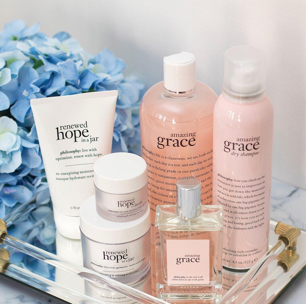 For World Mental Health Day, here's how the beauty brand Philosophy is helping out
