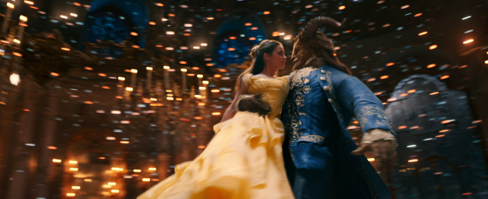 "We spoke with ""Beauty and the Beast"" director Bill Condon about the film's massive success and what it's like to work with Emma Watson"