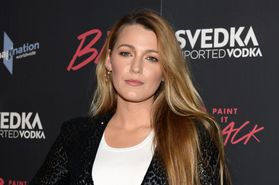 Blake Lively debuted the most elegant light blonde lob