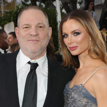 Harvey Weinstein's fashion designer wife Georgina Chapman announced that she is leaving him