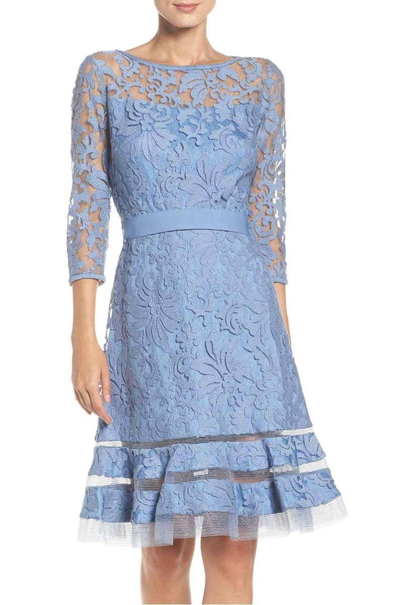 Kate Middleton S Ice Blue Lace Dress Is One Of Her Best