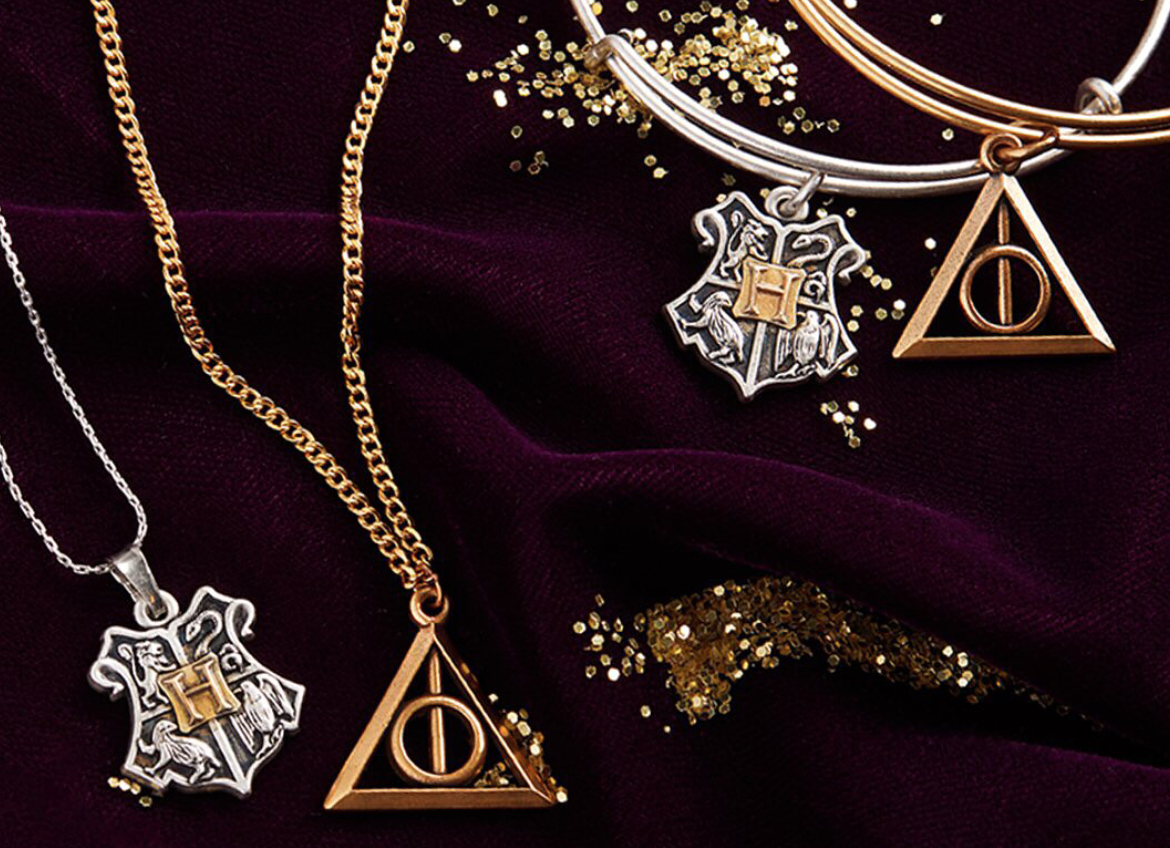 "You won't need a Time-Turner to get your hands on this ""Harry Potter"" jewelry collection"